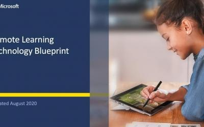 Remote learning technology blueprint