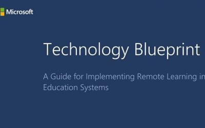 Technology blueprint for implementing remote learning