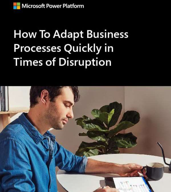build agile business processes how to adapt business processes quickly in times of distruption thumb.jpg