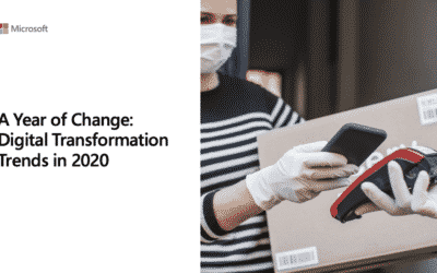 A year of change: Digital transformation trends in 2020